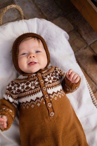 Linus dress, jakke & tilbehørDG 433-08